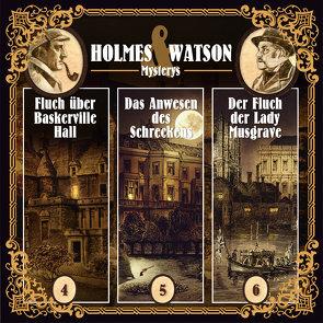 Holmes & Watson Mysterys Edition 2