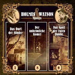 Holmes & Watson Mysterys Edition 3