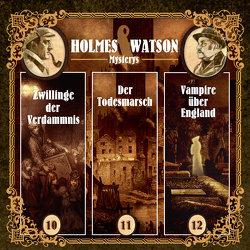 Holmes & Watson Mysterys Edition 4