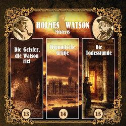 Holmes & Watson Mysterys Edition 5