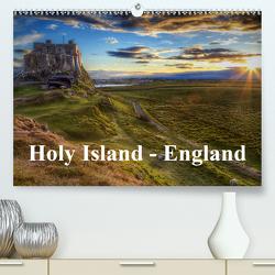Holy Island – England (Premium, hochwertiger DIN A2 Wandkalender 2021, Kunstdruck in Hochglanz) von (Thorsten Jung),  TJPhotography
