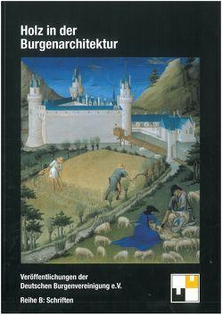 Holz in der Burgenarchitektur von Hofrichter,  Hartmut, Schock-Werner,  Barbara