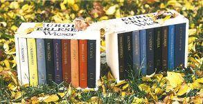 Holzbox Europa erlesen Literaturschauplatz