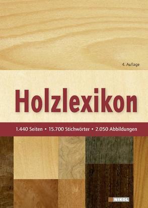 Holzlexikon von Lohmann,  Ulf