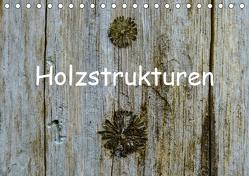 Holzstrukturen / Geburtstagskalender (Tischkalender 2019 DIN A5 quer) von Hampe,  Gabi