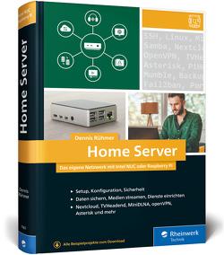 Home Server von Rühmer,  Dennis