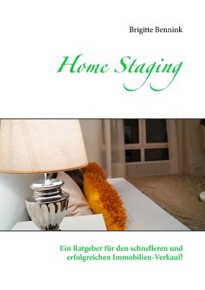 Home Staging von Bennink,  Brigitte