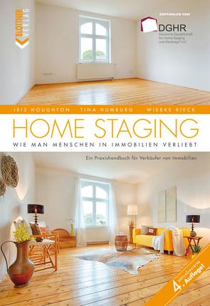 Home Staging von Houghton,  Iris, Humburg,  Tina, Rieck,  Wiebke