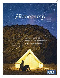 DuMont Bildband Homecamp von Francis,  Doron & Stephanie