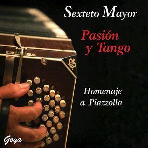 Homenaje a Piazolla von Mayor Sexteto