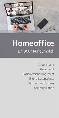 Homeoffice von Ahlers,  Linda, Goger,  Harald, Majnik,  Sarah, Mauthner,  Engelbert, Wesener,  Christian