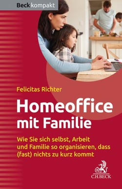 HomeOffice mit Familie von Richter,  Felicitas