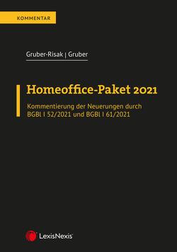 Homeoffice-Paket 2021 von Gruber - Risak,  Martin, Gruber,  Renate