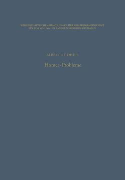 Homer-Probleme von Dihle,  Albrecht