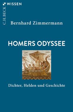 Homers Odyssee von Zimmermann,  Bernhard