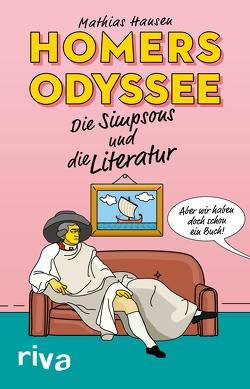 Homers Odyssee von Hansen,  Mathias