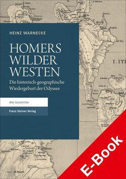 Homers Wilder Westen von Warnecke,  Heinz