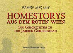 Homestorys aus dem Roten Wien von Lang,  Mario, Mauch,  Uwe