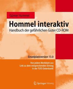 Hommel interaktiv von Hommel,  Günter
