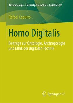 Homo Digitalis von Capurro,  Rafael