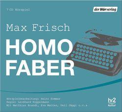 Homo faber von Beer,  Paula, Brandt,  Matthias, Frisch,  Max, Jäggi,  Ueli, Koppelmann,  Leonhard, Mattes,  Eva, Nathan,  Sascha, Sommer,  Heinz, Tscheplanowa,  Valery