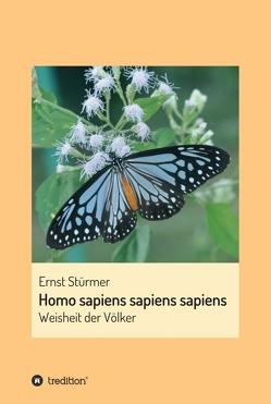 Homo sapiens sapiens sapiens von Stürmer,  Ernst