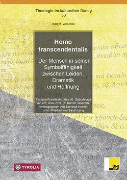 Homo transcendentalis von Heimerl,  Theresia, Lang,  Sarah, Woschitz,  Karl M.
