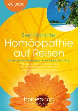 Homöopathie auf Reisen von Sommer,  Sven