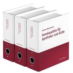 Homöopathie für Apotheker und Ärzte von Wiesenauer,  Markus