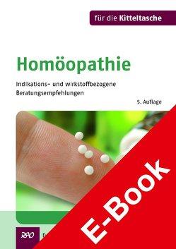 Homöopathie für die Kitteltasche von Eisele,  Matthias, Friese,  Karl-Heinz, Notter,  Gisela, Schlumpberger,  Anette