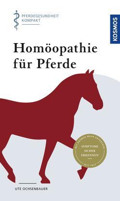 Homöopathie für Pferde von Ochsenbauer,  Ute