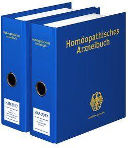 Homöopathisches Arzneibuch 2017 (HAB 2017)