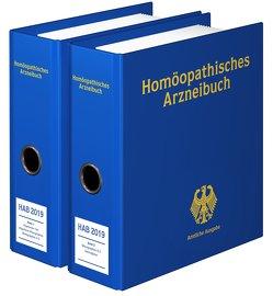 Homöopathisches Arzneibuch 2019 (HAB 2019)