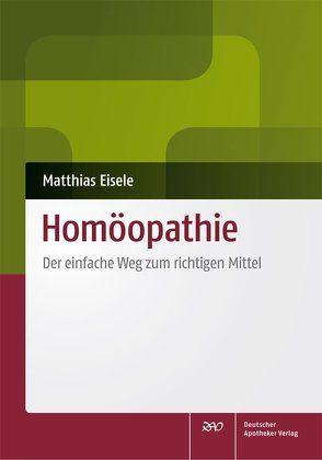 Homöopathie von Eisele,  Matthias