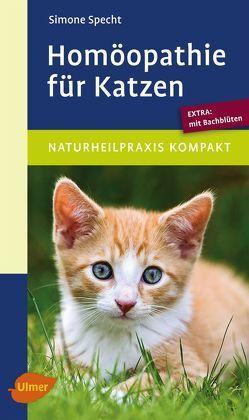 Homöopathie für Katzen von Specht,  Simone