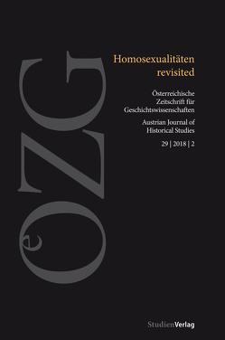 Homosexualitäten revisited von Heinrich,  Elisa, Kirchknopf,  Johann Karl