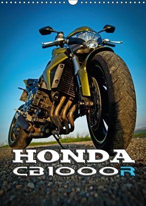 HONDA CB1000R (Wandkalender 2018 DIN A3 hoch) von Sängerlaub HIGHLIGHT.photo,  Maxi