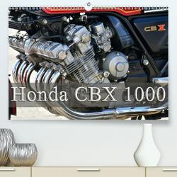 Honda CBX 1000 (Premium, hochwertiger DIN A2 Wandkalender 2021, Kunstdruck in Hochglanz) von Laue,  Ingo