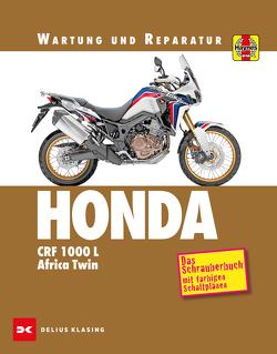Honda CRF1000L Africa Twin von Coombs,  Matthew