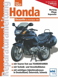 Honda Deauville