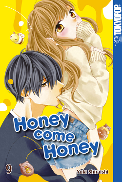 Honey come Honey 09 von Shiraishi,  Yuki