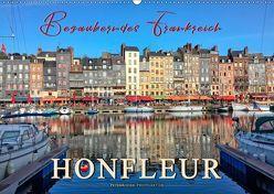 Honfleur – Bezauberndes Frankreich (Wandkalender 2019 DIN A2 quer) von Roder,  Peter