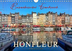 Honfleur – Bezauberndes Frankreich (Wandkalender 2019 DIN A4 quer) von Roder,  Peter