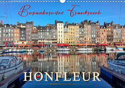 Honfleur – Bezauberndes Frankreich (Wandkalender 2020 DIN A3 quer) von Roder,  Peter