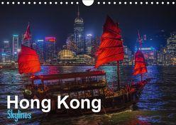 Hong Kong – Skylines (Wandkalender 2019 DIN A4 quer) von Michelis,  Jakob