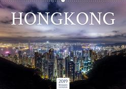 Hongkong – eine einzigartige Weltstadt (Wandkalender 2019 DIN A2 quer) von Lederer,  Benjamin