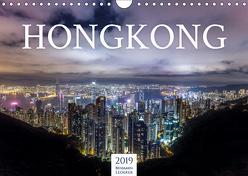 Hongkong – eine einzigartige Weltstadt (Wandkalender 2019 DIN A4 quer) von Lederer,  Benjamin