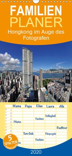 Hongkong im Auge des Fotografen – Familienplaner hoch (Wandkalender 2020 , 21 cm x 45 cm, hoch) von Roletschek,  Ralf