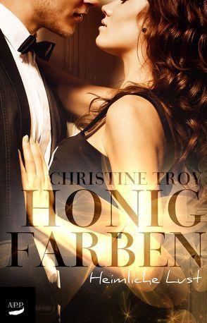 Honigfarben von Troy,  Christine