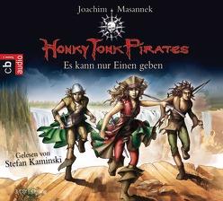 Honky Tonk Pirates – Es kann nur einen geben von Kaminski,  Stefan, Masannek,  Joachim